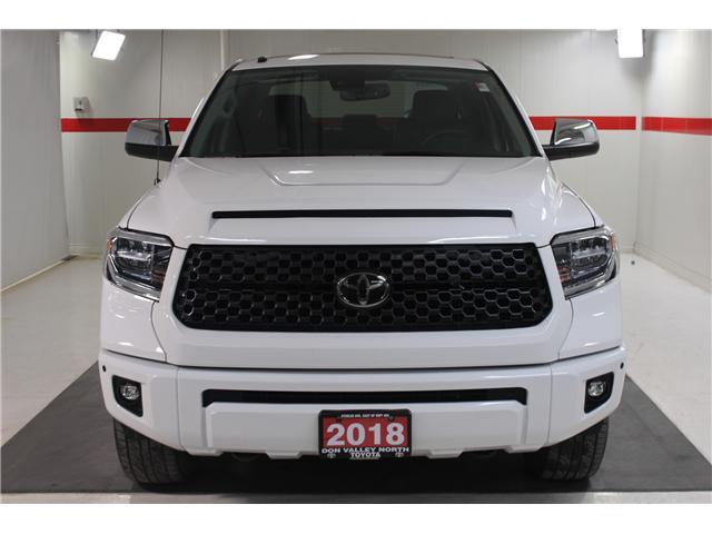 2018 Toyota Tundra Platinum 5.7L V8 (Stk: 298390S) in Markham - Image 3 of 26