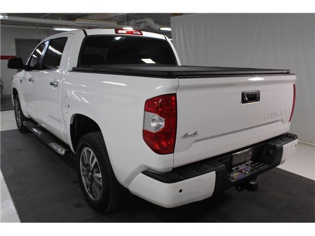 2018 Toyota Tundra Platinum 5.7L V8 (Stk: 298390S) in Markham - Image 19 of 26