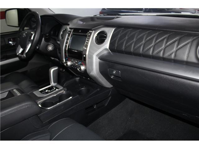 2018 Toyota Tundra Platinum 5.7L V8 (Stk: 298390S) in Markham - Image 18 of 26