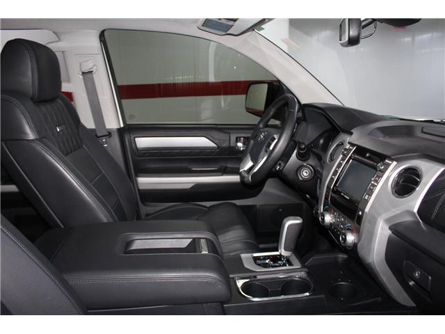 2018 Toyota Tundra Platinum 5.7L V8 (Stk: 298390S) in Markham - Image 17 of 26