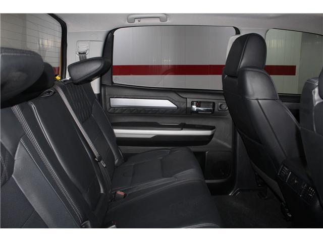 2018 Toyota Tundra Platinum 5.7L V8 (Stk: 298390S) in Markham - Image 21 of 26