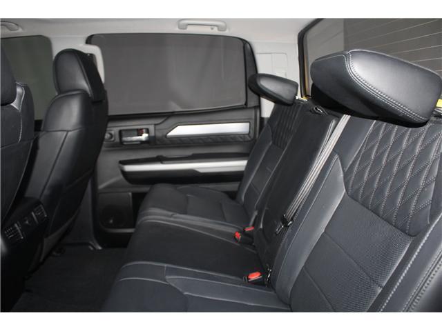 2018 Toyota Tundra Platinum 5.7L V8 (Stk: 298390S) in Markham - Image 20 of 26