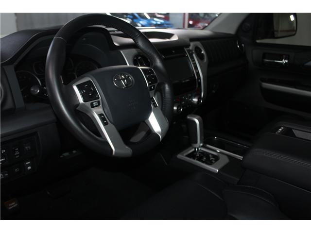 2018 Toyota Tundra Platinum 5.7L V8 (Stk: 298390S) in Markham - Image 10 of 26