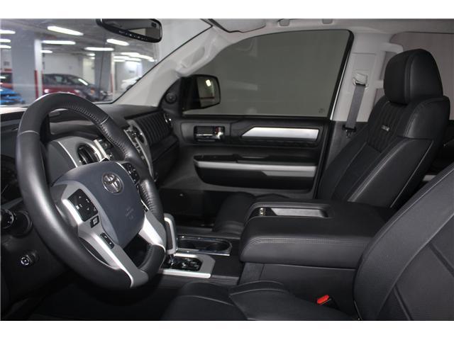 2018 Toyota Tundra Platinum 5.7L V8 (Stk: 298390S) in Markham - Image 7 of 26