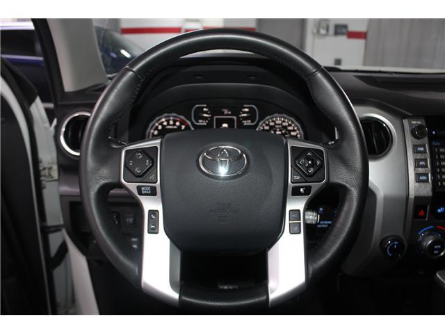 2018 Toyota Tundra Platinum 5.7L V8 (Stk: 298390S) in Markham - Image 11 of 26
