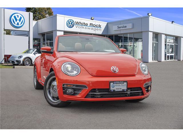2018 Volkswagen Beetle 2.0 TSI Coast (Stk: JB517278) in Vancouver - Image 1 of 23