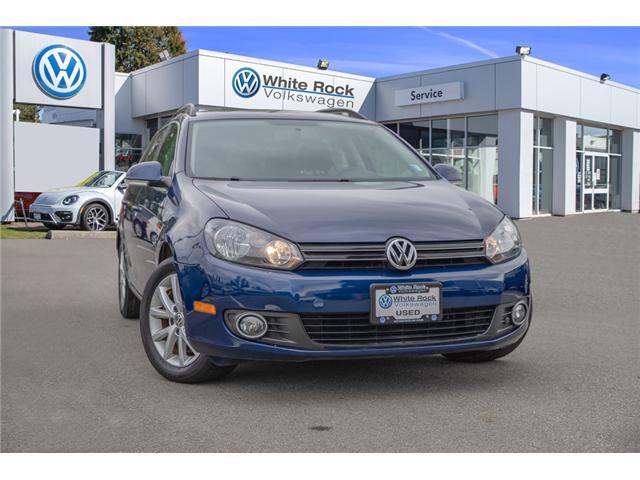 2014 Volkswagen Golf 2.0 TDI Comfortline (Stk: VW0857) in Vancouver - Image 1 of 26