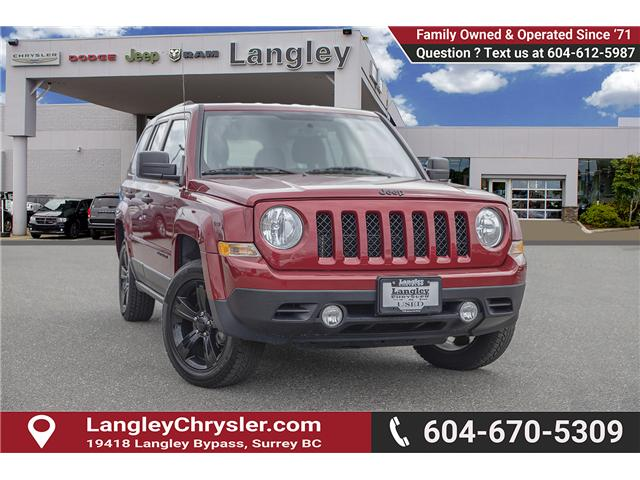 2015 Jeep Patriot 23G High Altitude (Stk: EE909360) in Surrey - Image 1 of 21