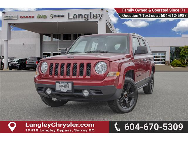 2015 Jeep Patriot 23G High Altitude (Stk: EE909360) in Surrey - Image 3 of 21