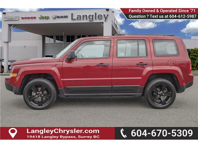 2015 Jeep Patriot 23G High Altitude (Stk: EE909360) in Surrey - Image 4 of 21