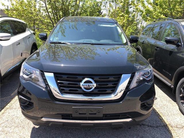 2019 Nissan Pathfinder S (Stk: Y4014) in Burlington - Image 2 of 5