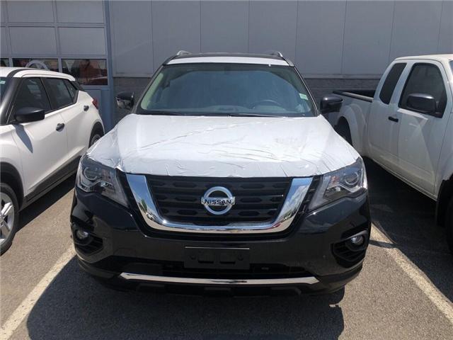 2019 Nissan Pathfinder Platinum (Stk: Y4048) in Burlington - Image 2 of 5