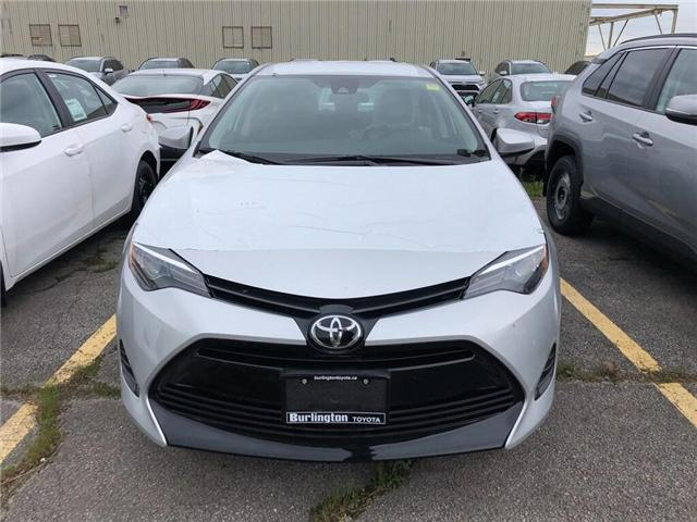 2019 Toyota Corolla LE (Stk: 192174) in Burlington - Image 2 of 5
