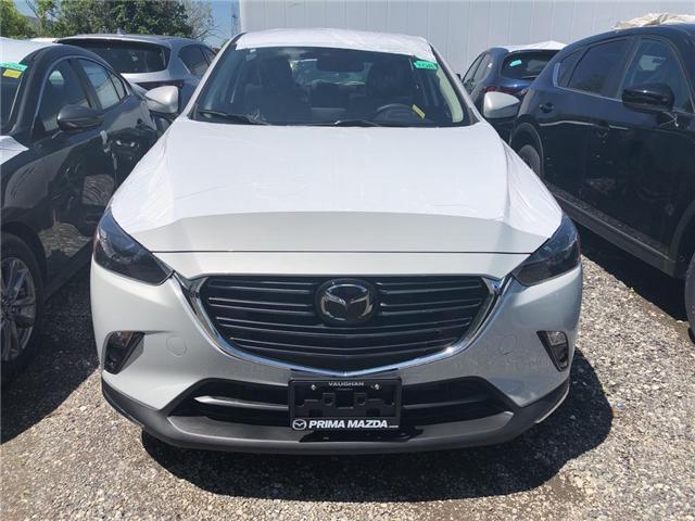 2019 Mazda CX-3 GT (Stk: 19-385) in Woodbridge - Image 1 of 15