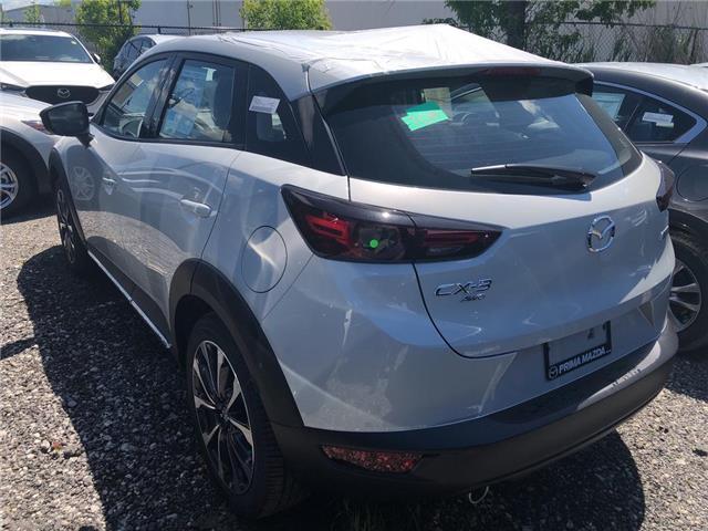 2019 Mazda CX-3 GT (Stk: 19-385) in Woodbridge - Image 5 of 15