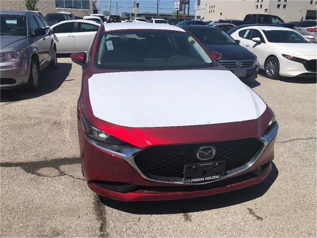 2019 Mazda Mazda3 GT (Stk: 19-381) in Woodbridge - Image 8 of 15