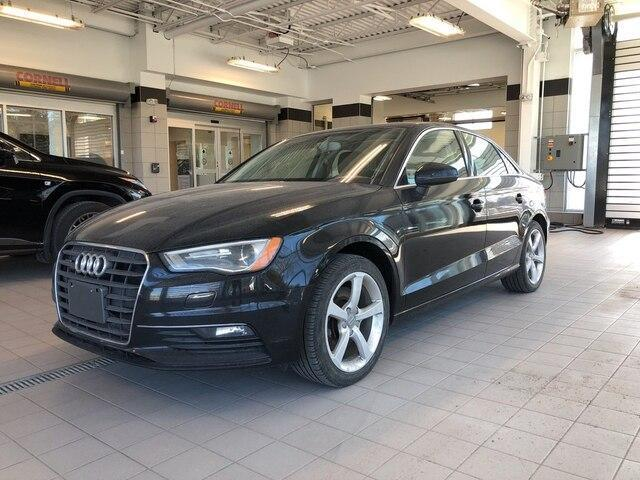 2015 Audi A3 2.0T Komfort (Stk: 20991A) in Kingston - Image 1 of 21