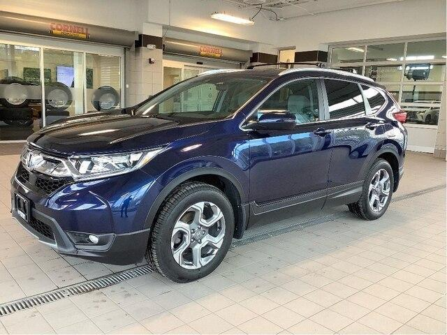 2017 Honda CR-V EX (Stk: P18196A) in Kingston - Image 1 of 26