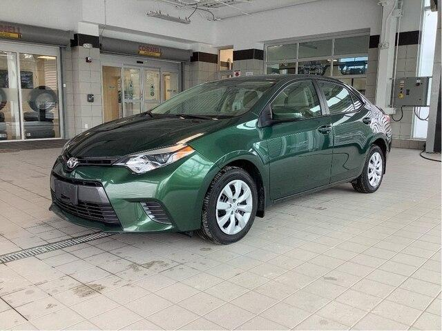 2015 Toyota Corolla LE (Stk: P19051) in Kingston - Image 1 of 23