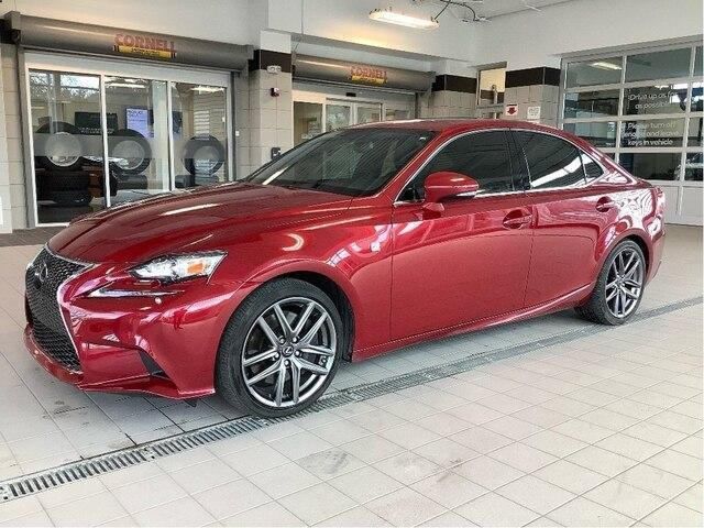 2015 Lexus IS 350 Base (Stk: P19057A) in Kingston - Image 1 of 27