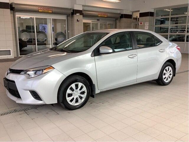 2016 Toyota Corolla CE (Stk: P19060) in Kingston - Image 1 of 21