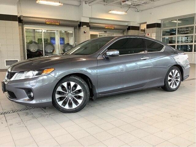 2014 Honda Accord EX-L-NAVI (Stk: 21449B) in Kingston - Image 1 of 26