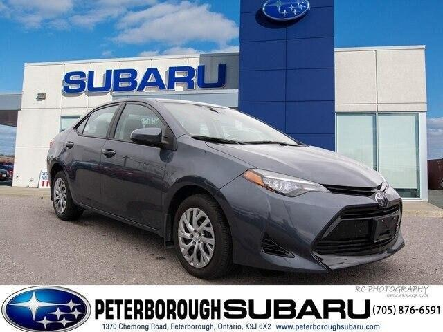 2017 Toyota Corolla LE (Stk: S3608A) in Peterborough - Image 3 of 19
