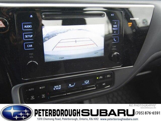 2017 Toyota Corolla LE (Stk: S3608A) in Peterborough - Image 12 of 19