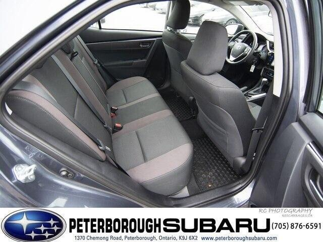 2017 Toyota Corolla LE (Stk: S3608A) in Peterborough - Image 16 of 19
