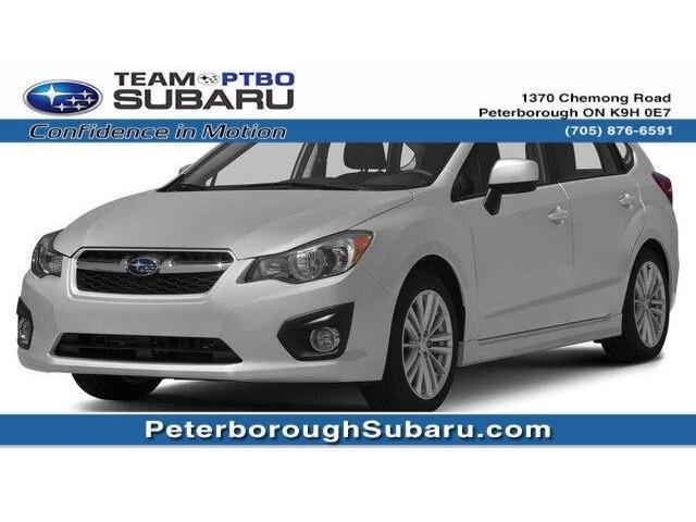 2012 Subaru Impreza 2.0i (Stk: S3813A) in Peterborough - Image 1 of 10
