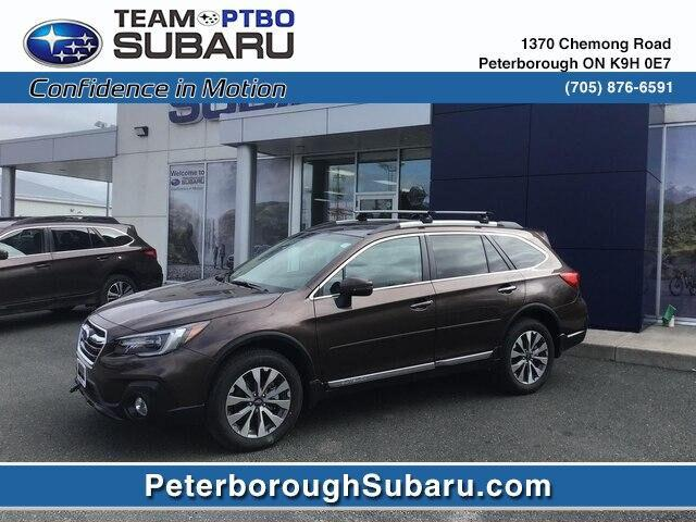 2019 Subaru Outback 2.5i Touring (Stk: S3682) in Peterborough - Image 1 of 17