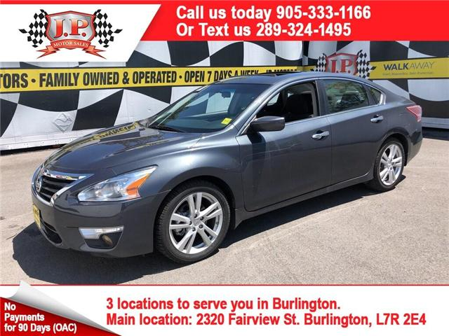 2013 Nissan Altima 3.5 SV (Stk: 46011) in Burlington - Image 1 of 24