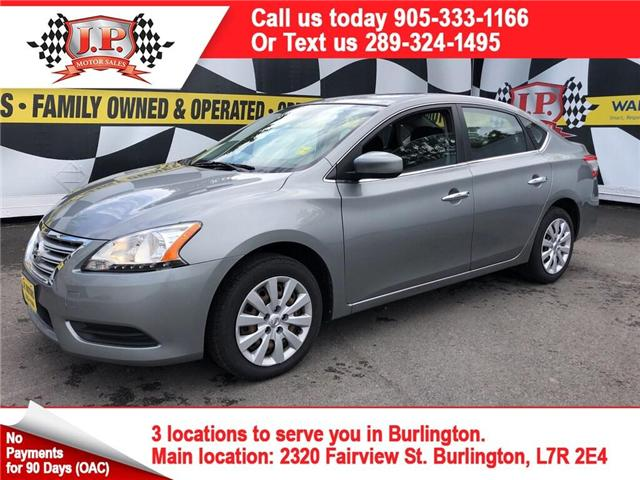 2013 Nissan Sentra  (Stk: 46255) in Burlington - Image 1 of 23
