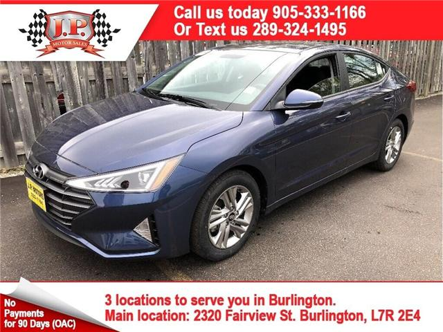 2019 Hyundai Elantra Preferred (Stk: 46957) in Burlington - Image 1 of 25
