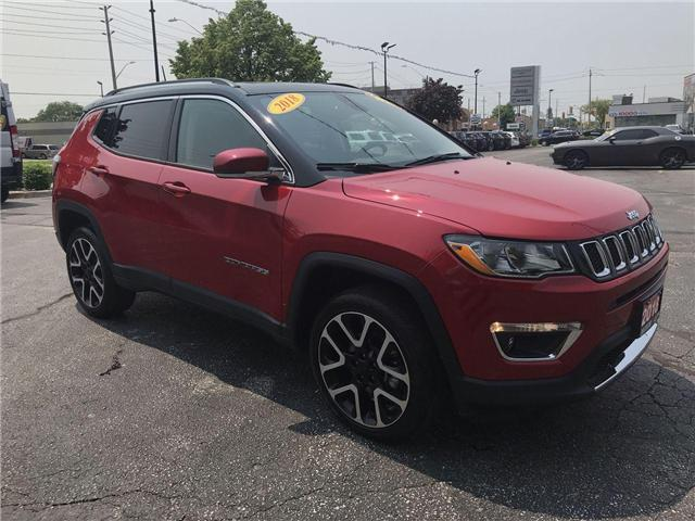 2018 Jeep Compass Limited (Stk: 44799) in Windsor - Image 1 of 14