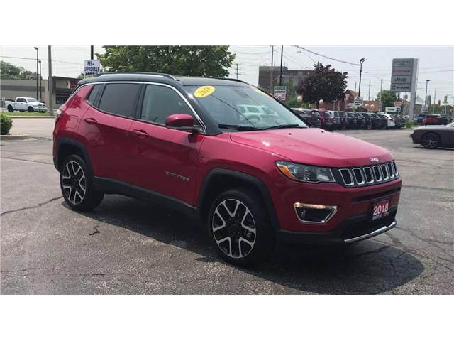 2018 Jeep Compass Limited (Stk: 44799) in Windsor - Image 2 of 14