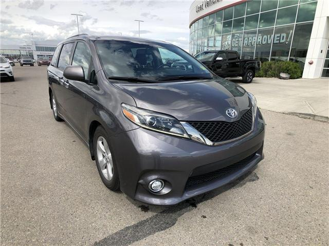2015 Toyota Sienna  (Stk: 2900850A) in Calgary - Image 1 of 18