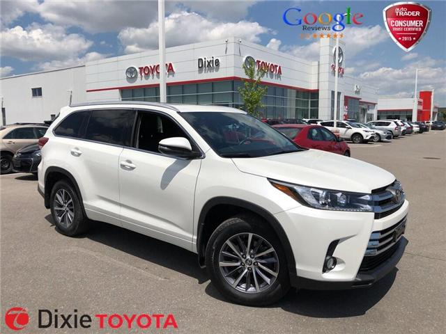2018 Toyota Highlander XLE (Stk: 72276) in Mississauga - Image 1 of 18