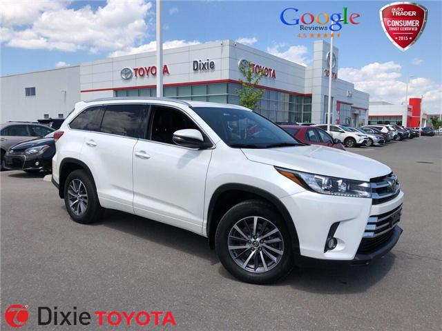 2017 Toyota Highlander  (Stk: D191639A) in Mississauga - Image 1 of 18