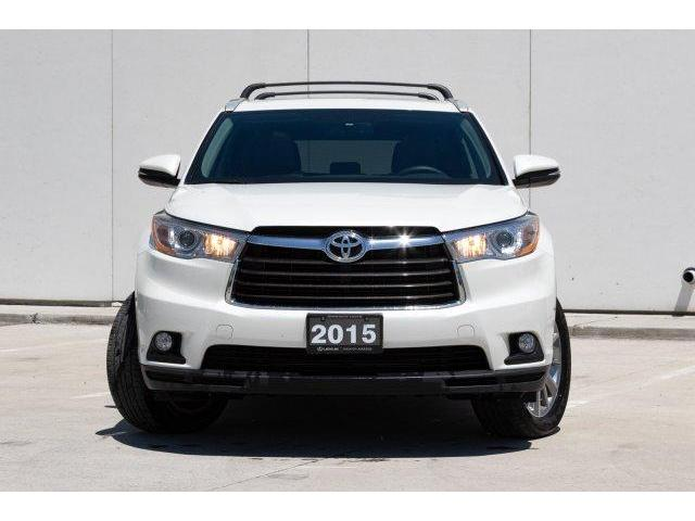 2015 Toyota Highlander XLE (Stk: P0467) in Toronto - Image 2 of 26