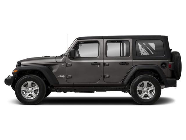 2019 Jeep Wrangler Unlimited Sahara (Stk: K647519) in Surrey - Image 2 of 9