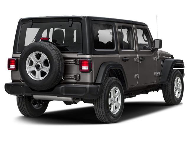 2019 Jeep Wrangler Unlimited Sahara (Stk: K647519) in Surrey - Image 3 of 9