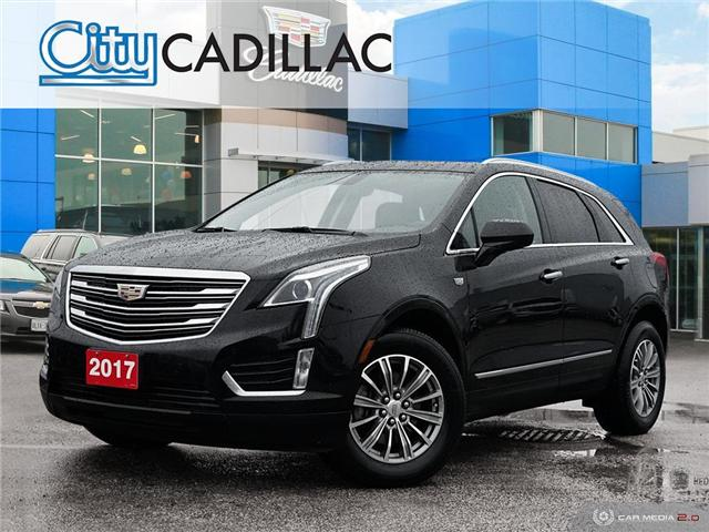 2017 Cadillac XT5 Luxury (Stk: R12290) in Toronto - Image 1 of 26