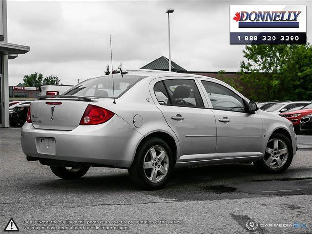 2009 Pontiac G5 SE (Stk: PBWDR2217A) in Ottawa - Image 4 of 27
