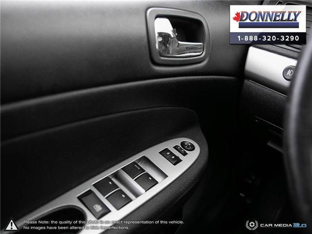 2009 Pontiac G5 SE (Stk: PBWDR2217A) in Ottawa - Image 16 of 27