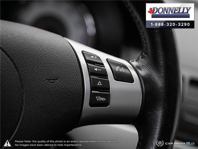 2009 Pontiac G5 SE (Stk: PBWDR2217A) in Ottawa - Image 17 of 27