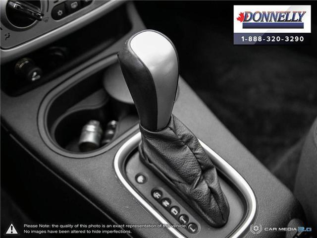 2009 Pontiac G5 SE (Stk: PBWDR2217A) in Ottawa - Image 18 of 27