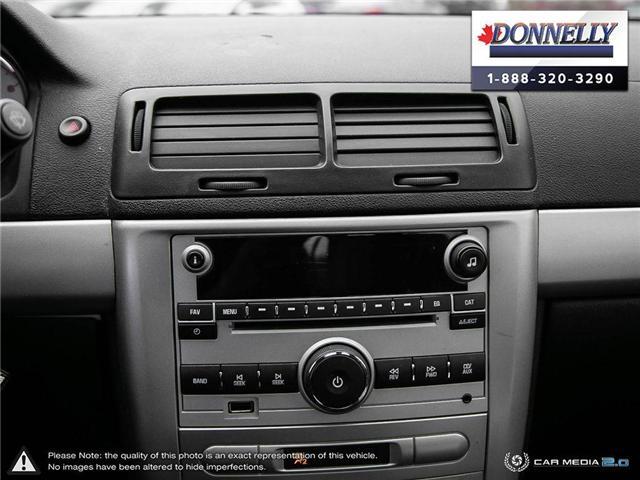 2009 Pontiac G5 SE (Stk: PBWDR2217A) in Ottawa - Image 20 of 27