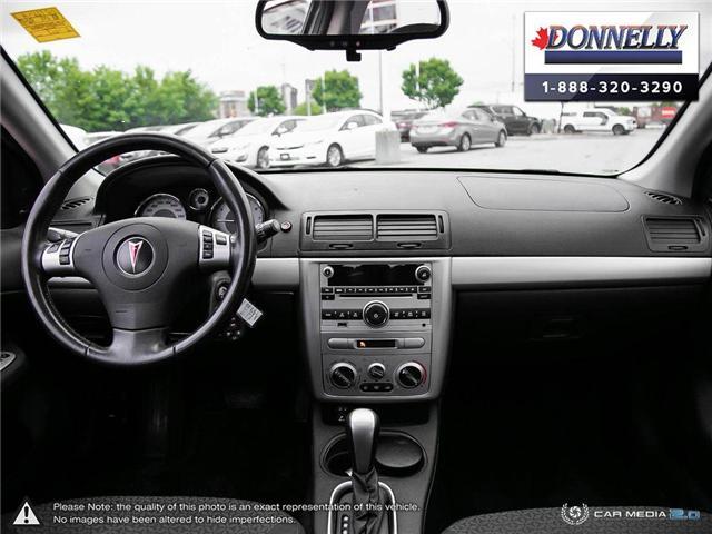 2009 Pontiac G5 SE (Stk: PBWDR2217A) in Ottawa - Image 24 of 27