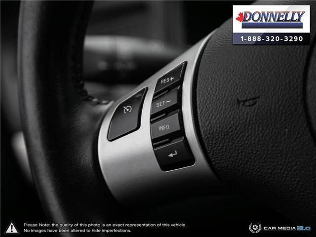 2009 Pontiac G5 SE (Stk: PBWDR2217A) in Ottawa - Image 25 of 27